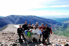 Mt. Democrat - 14,148 feet