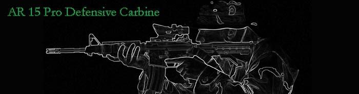 AR15 Pro - Defensive Carbine