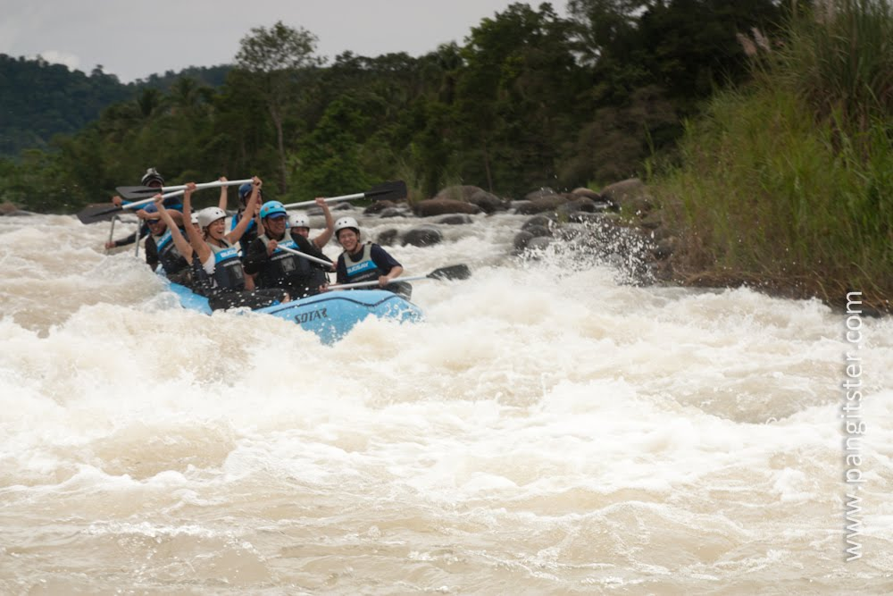 Water Rafting in Cagayan de Oro