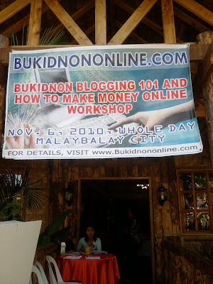 Bukidnon Bloggers is Finally Organize!