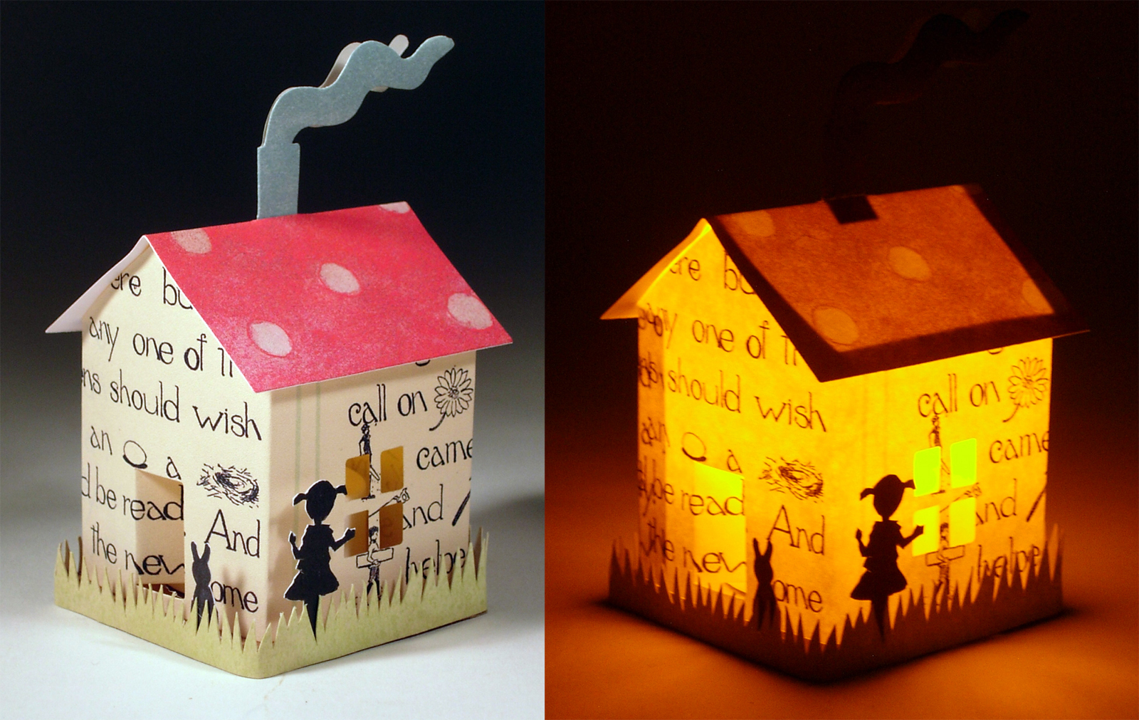 hutch studio more paper houses. Black Bedroom Furniture Sets. Home Design Ideas