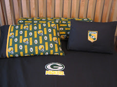 Green Bay Packers Duvet & Pillow Covers