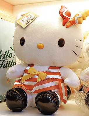 Limited Edition Souvenir Hello Kitty Doll, Hsinchu, Taiwan