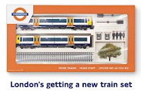 London's getting a new trainset