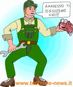 BALBUZIE-NEWS: cervello in tilt