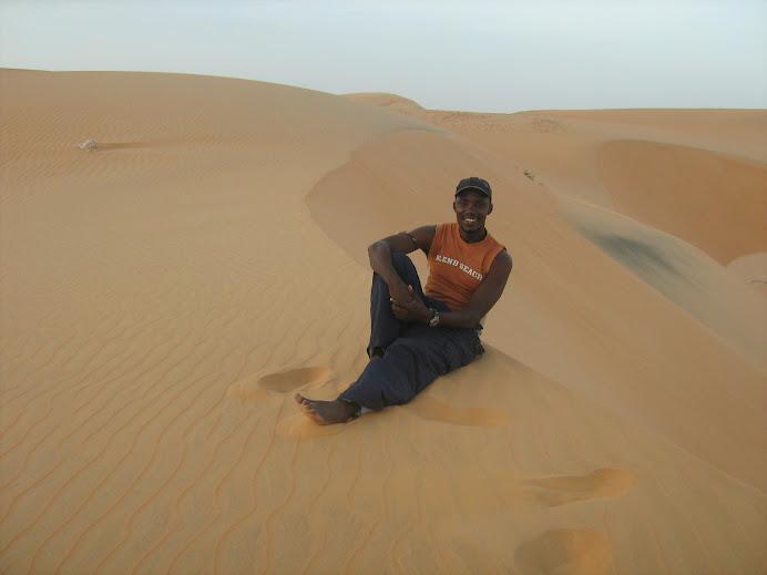 Desierto de lompul