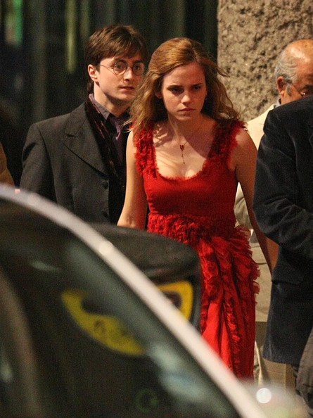 harry potter and the deathly hallows filming. harry potter and the deathly