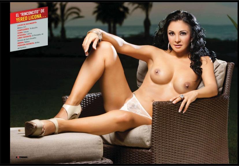 famosas y modelos desnudas