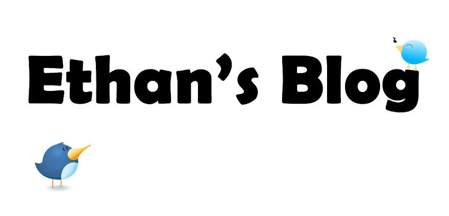 Ethan - Blog