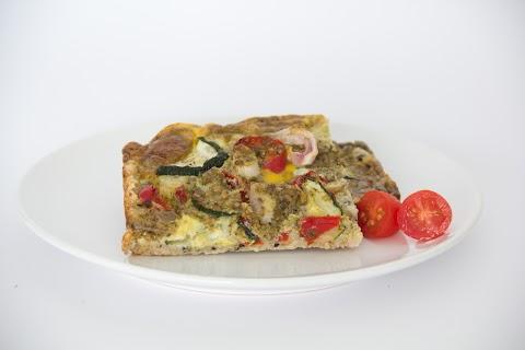 Saltig paj / Savoury Quiche