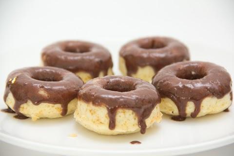 Minidonitser / Mini Donuts