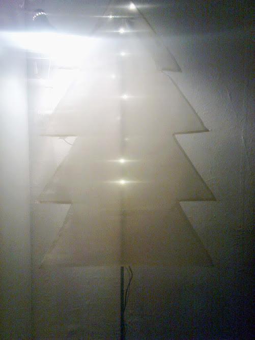 это моя новогодняя елка