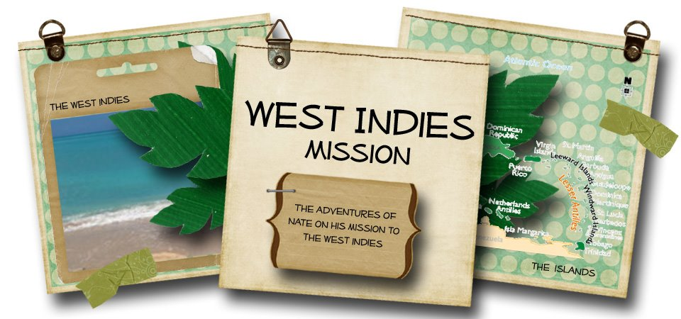 nate morris west indies mission