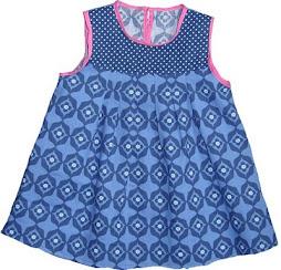 Babyklänning KARAMELL