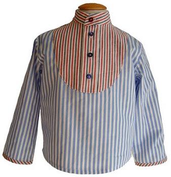Mauritz pojkskjorta