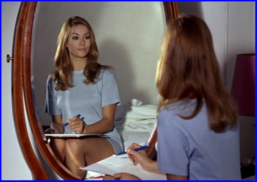 claudine auger in thunderball