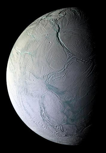 Enceladus Mosaic
