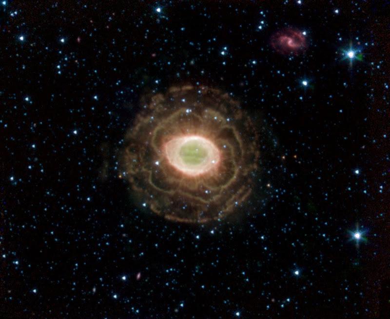 Ring Planetary Nebula, M57