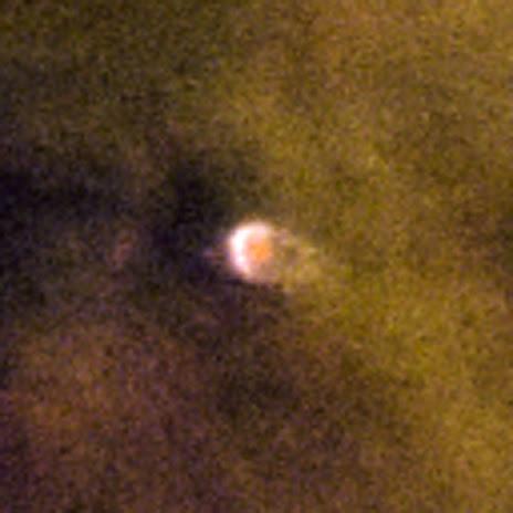 Orion Nebula Proplyd