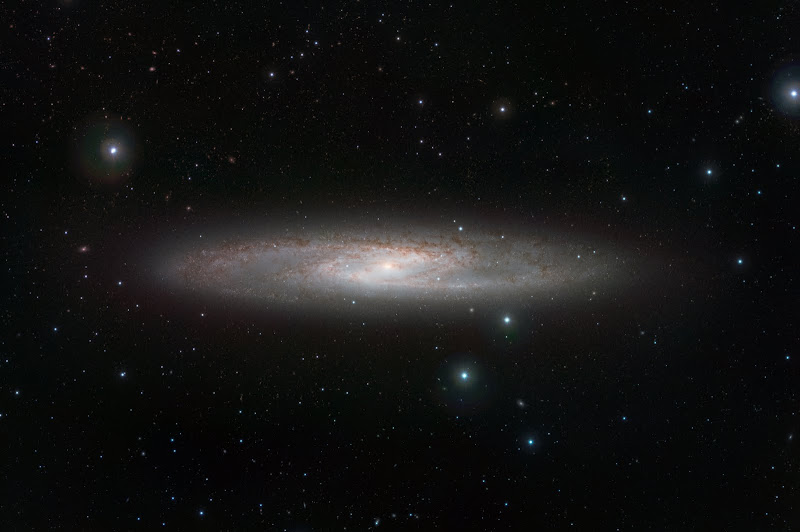 The Sculptor Galaxy (NGC 253)