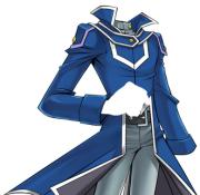 Uniforme azul do acampamento.(Maximo)Masculino.