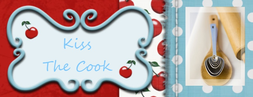Kiss the Cook Please