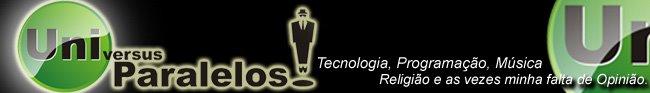 uniVersus paralelos - Tecnologia, Programação, Java e TI