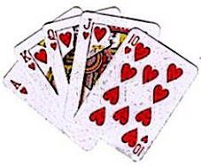 El destino reparte cartas y nosotros las jugamos