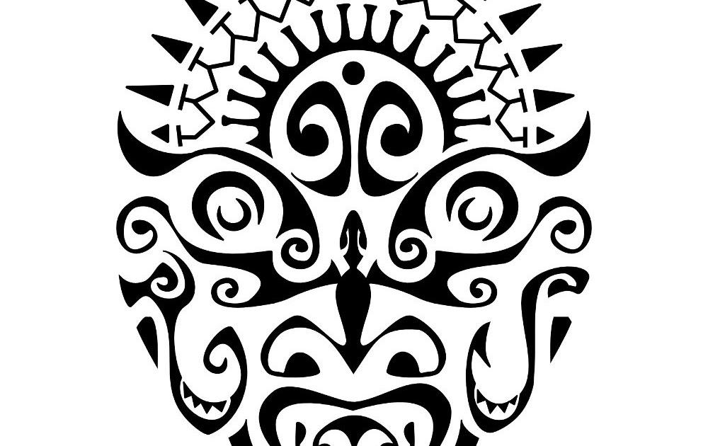 Blu sky tattoo studio maori significato 71 for Cavalluccio marino maori