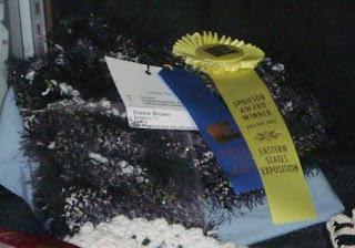 HHCC Member, Elaine, Wins $100 Sponsor Award for Best Use of Color