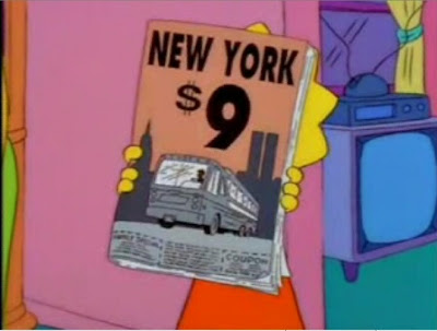 the simpsons 9/11 prediction