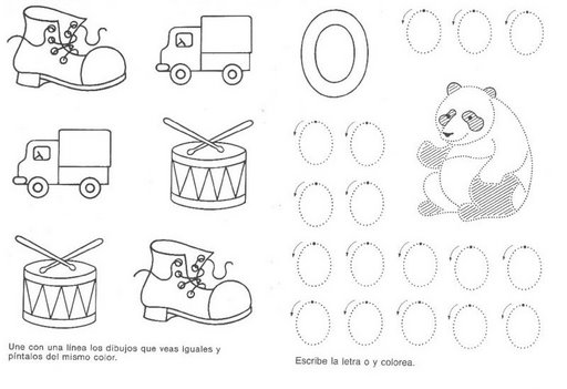 Dibujos para colorear de ancho y angosto - Imagui