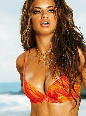 Adriana Victoria Secret
