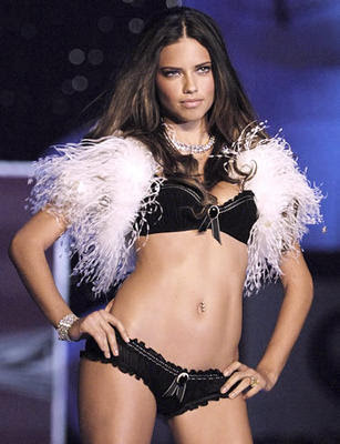 adriana lima hair colour. adriana lima hair colour