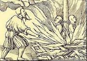Templari al rogo