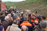 Operazione di soccorso alla Protezione civile