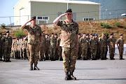 Il Gen. Biancafarina celebra il 2 giugno in Kosovo