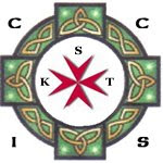 Croce ottagona dei cavalieri cristiani