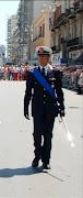 Il Comandate Stefano Donati, della Polizia Municipale di Bari