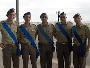 Ufficiali UNUCI - Bari .Parata del 2 giugno 2009