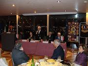 Un interno delle consegne tra i Presidenti L.C. Bari Host