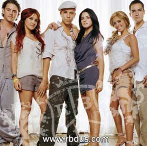 www grupo rbd tv:
