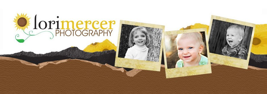 Lori Mercer Photography - Central AL Children & Family Photographer