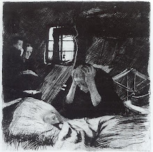 Kathe Kollwitz Painting Poverty 1893