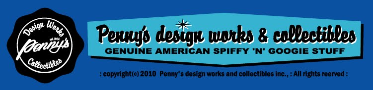 PENNY'S DESIGN WORKS & COLLECTIBLES