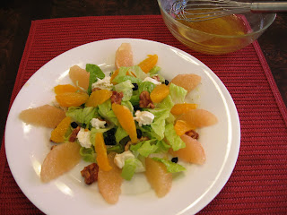 Top Secret Orange Marmalade Salad