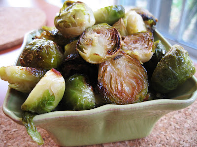 Eat Your Brussels Sprouts