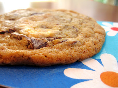 Cookie #2: NY Times Chocolate Chip Cookies