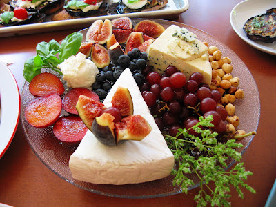 Holiday (or Birthday) Party Food  Appetizers