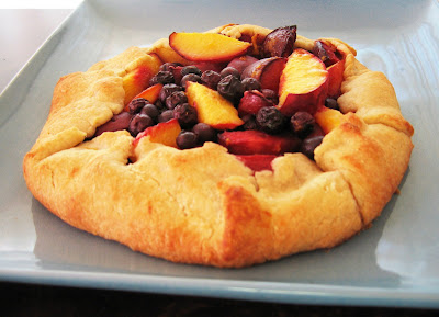 Crostata with Summer Fruit
